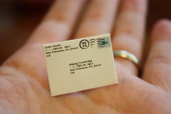 Маленький мир почтовой службы